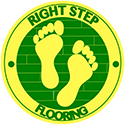 Right Step Flooring logo